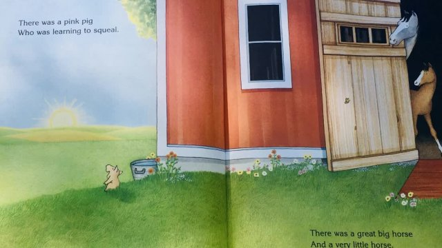 """5/23/2020 Storytime with Angie! """"The Big Red Barn"""""""