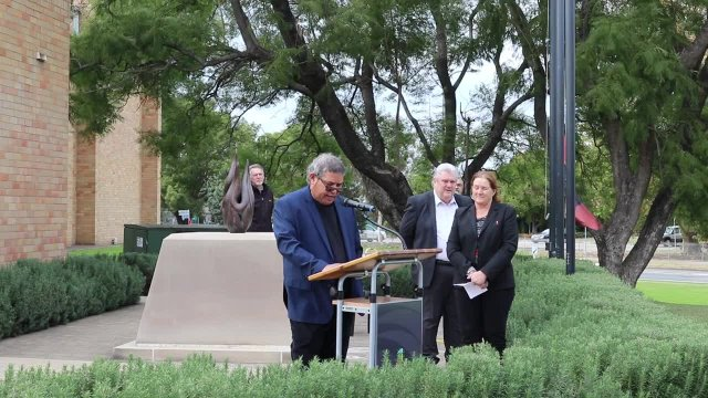 Reconciliation Week Ceremony - June 2020