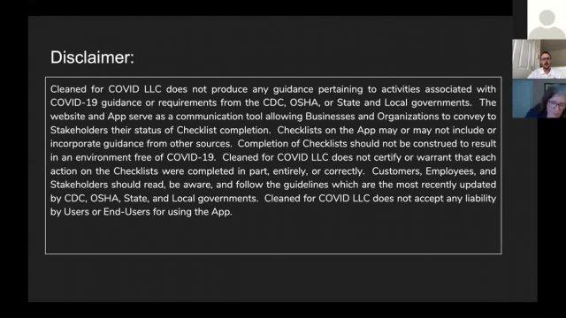 Restore Chester County Webinar - Building Consumer