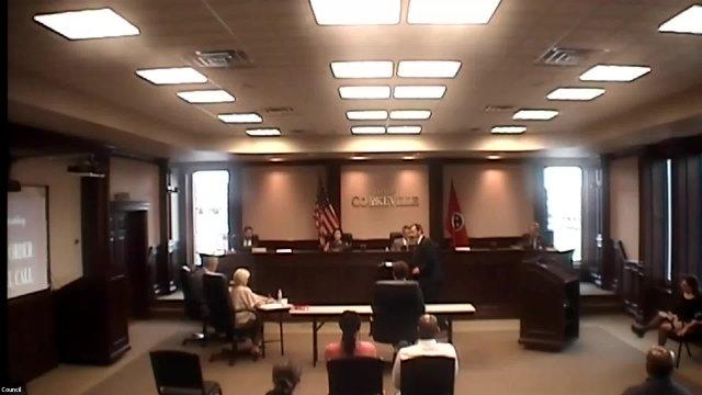 City Council Meeting, June 04, 2020