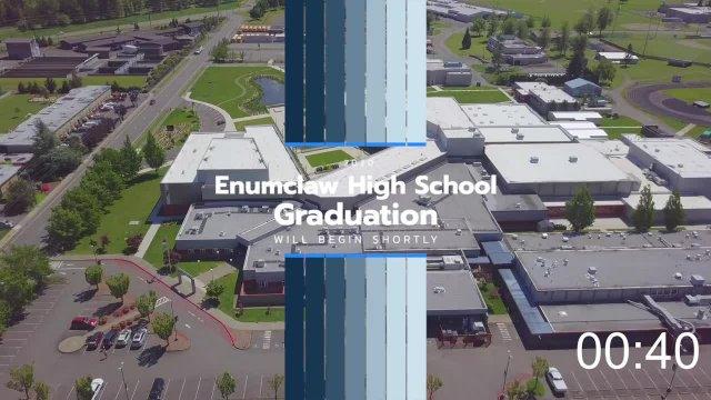 2020 Enumclaw High School Graduation