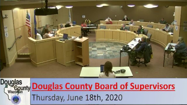 June 18, 2020 County Board