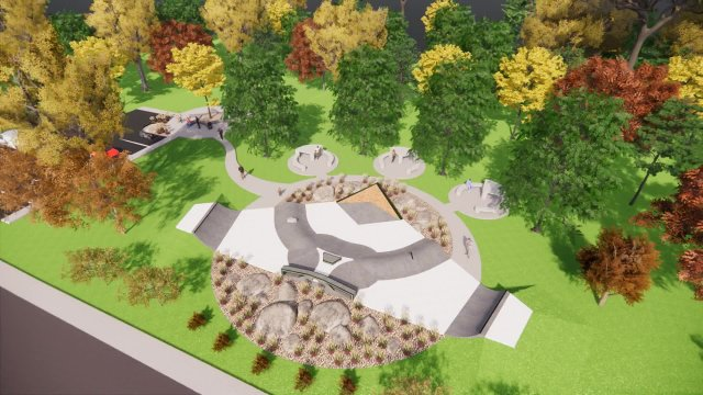 Kennebunk Skatepark Improvment Project