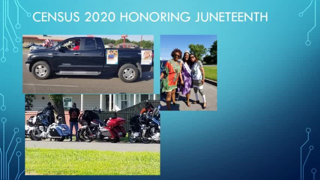 Census 2020 and Juneteenth