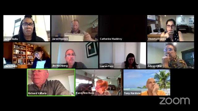 Zoning Board Meeting 6-23-2020