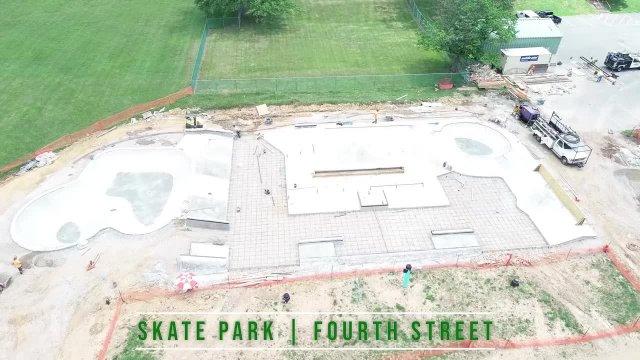 Skate Park June 2020