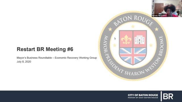 Restart BR Meeting Video 7-8-20