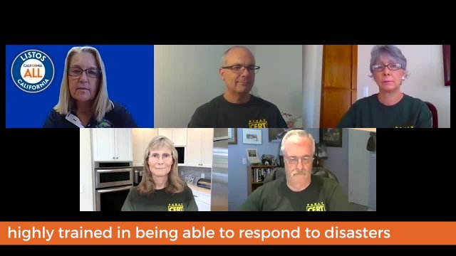 CERT Panel: Emergency Preparedness
