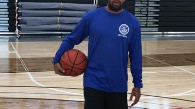 5 Spot Basketball Drill