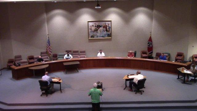 City Commission August 13, 2020