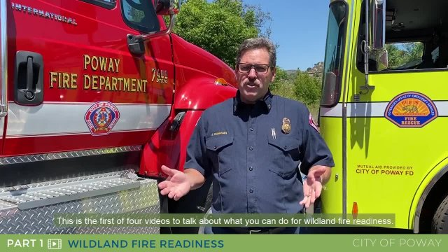 Wildland Fire Readiness: Part 1