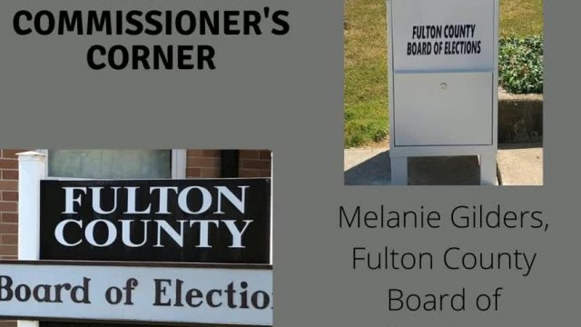 Commissioners Corner Board of Elections