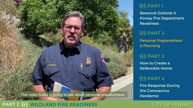 Wildland Fire Readiness Part 2