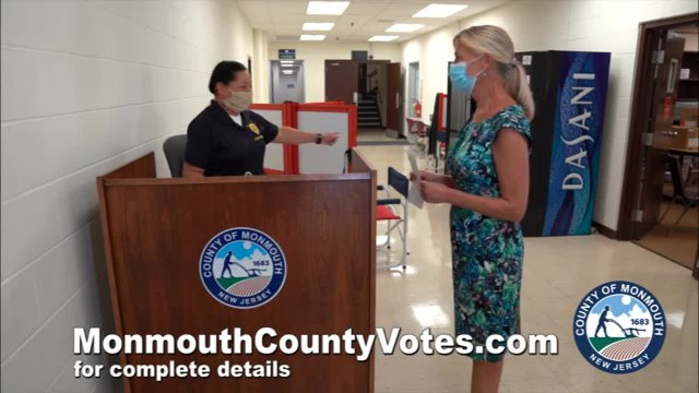 Monmouth County Board of Elections 2020