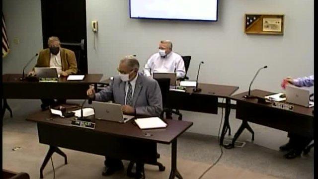 City Council Meeting 9/21/2020
