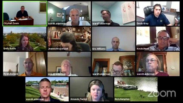 City Council Meeting (7-21-20)