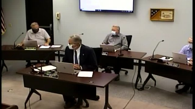 City Council Meeting 10/5/2020
