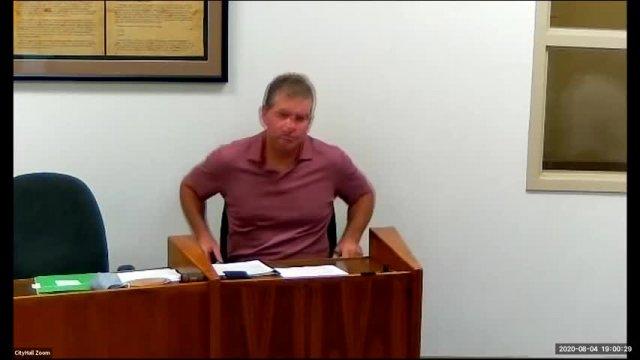 City Council Meeting (8-4-20)
