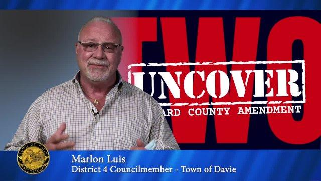Broward County Charter Amendment PSA 2