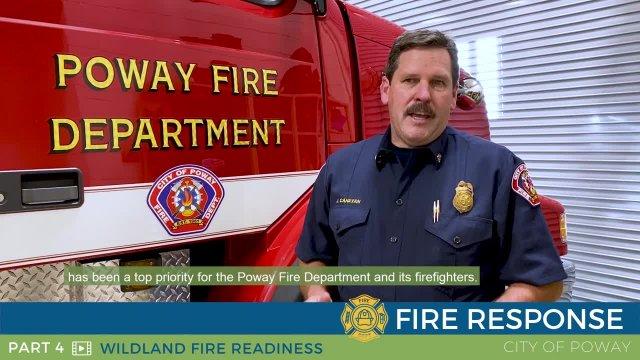 Wildland Fire Readiness Part 4