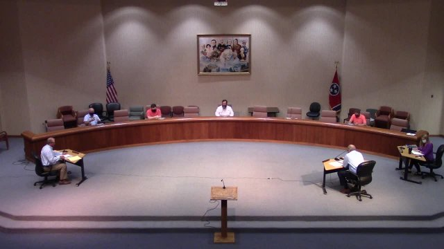 City Commission October 22, 2020