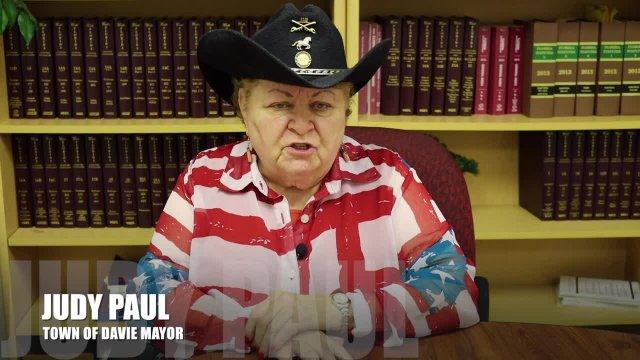 Judy Paul Veterans Day Speech