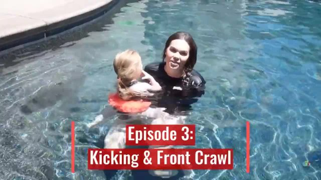 Backyard Swimming Lessons Episode 3