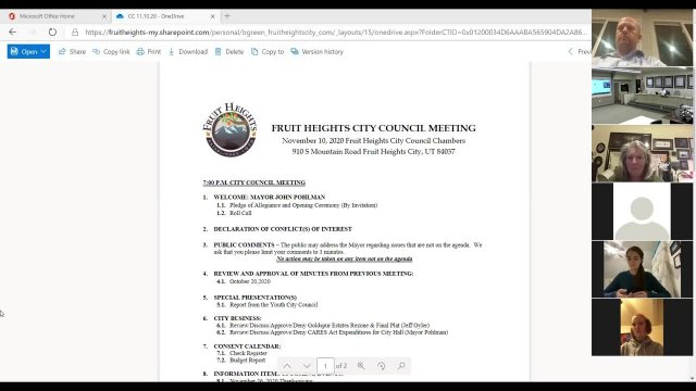 11.10.20 CC Meeting