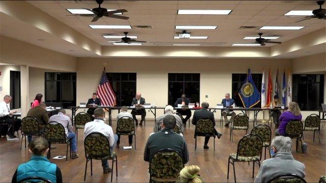City Council Work Session | Nov. 16, 2020 (Part 4)