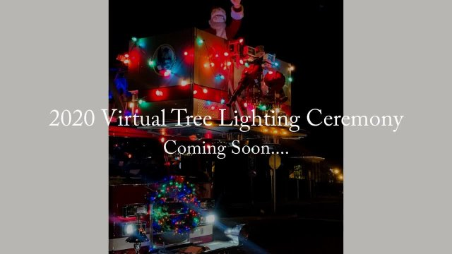 Libertyville Tree Lighting Ceremony