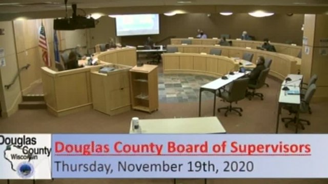 November 19, 2020 County Board