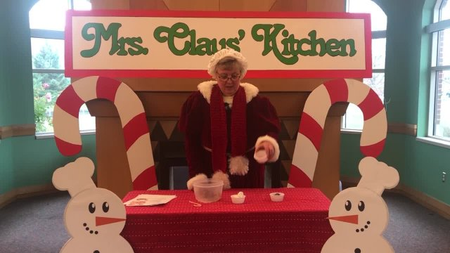 12.17 - Ms. Claus (Hot Coco Treats)