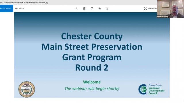 Main Street Grant Program
