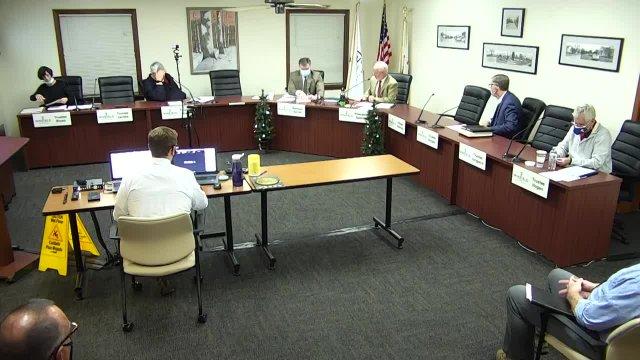 2020.12.17 Village Board