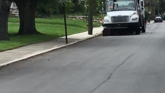 Street Sweeping Video 1