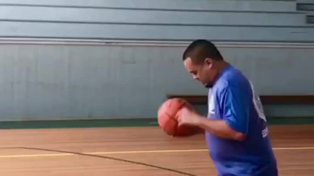 Basketball Free Throw Routine
