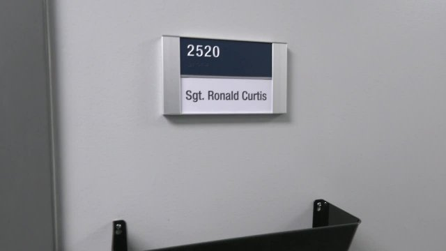 January 2021 Employee of the Month: Sgt. Ronald Cu