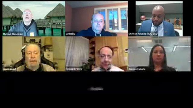 RIOC Operations Meeting: January 28, 2021