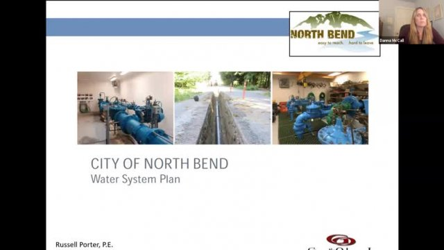 Feb. 2, 2021 Water System Plan Update Town Hall