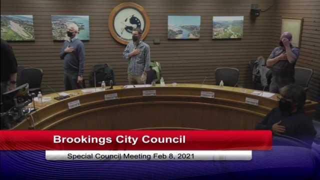 2-8-2021 City Council Video