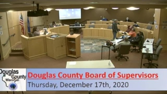 December 17, 2020 County Board