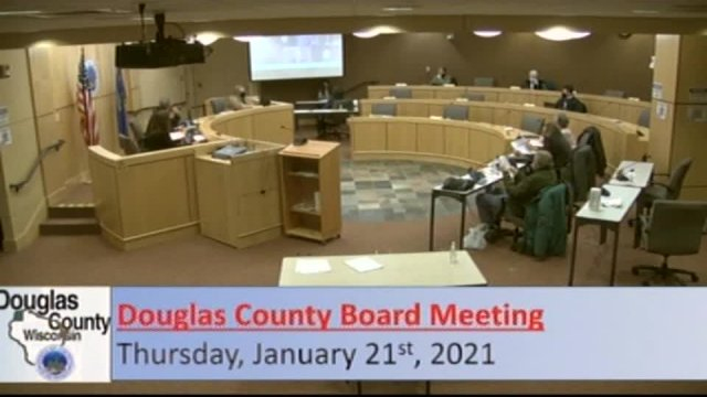 January 21, 2021 County Board