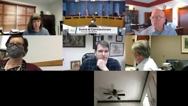 Board of Commissioners Meeting - February 23, 2021
