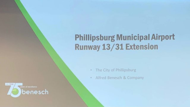 Phillipsburg Municipal Airport Runway 13/31 Extens