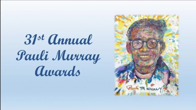 02-28-21 31st Annual Pauli Murray Awards