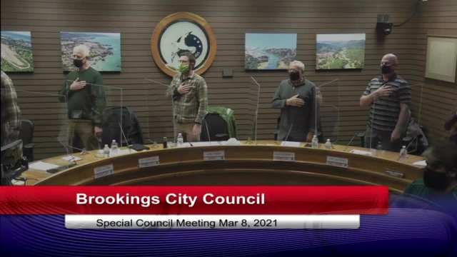 March 8, 2021 City Council Meeting