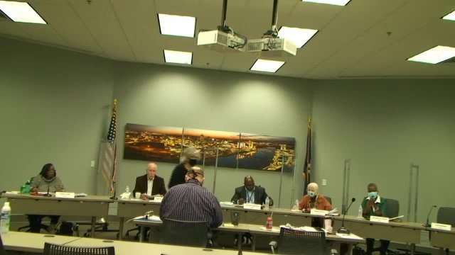 Library Board Meeting - January 25, 2021