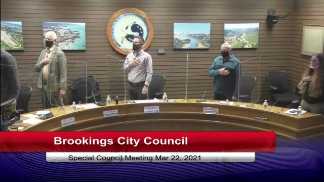 March 22, 2021 Council Meeting
