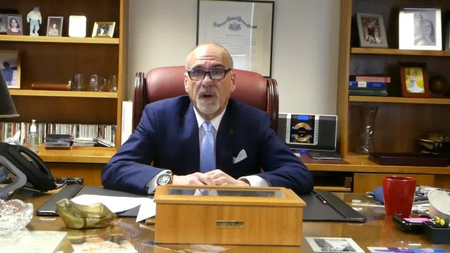 President Judge DelRicci Address March 25, 2021