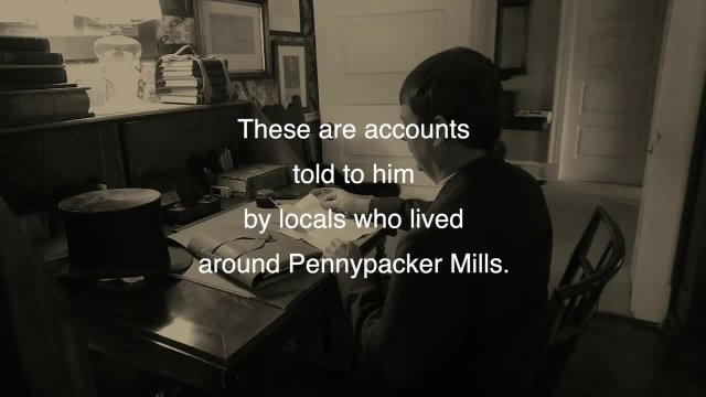 Ghost Stories of Pennypacker Mills
